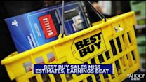Best Buy sales disappoint; DSW steps it up; Kite Pharma flies high