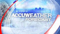 AccuWeather: Getting milder