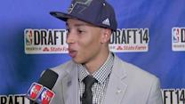 Post Draft: Dante Exum