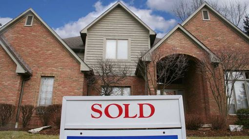 July Existing Home Sales Fall 3.2% To 5.39 Million Pace