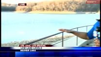 Winter drought causing low levels for Beaver Lake