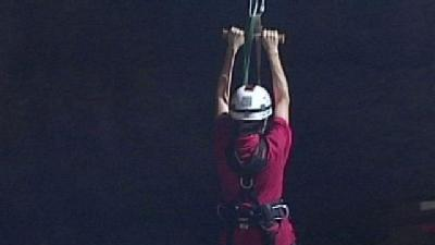 Zipline Adventure Opens At Mega Cavern