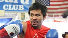 Manny Pacquiao And Amir Khan Announce Bout Date