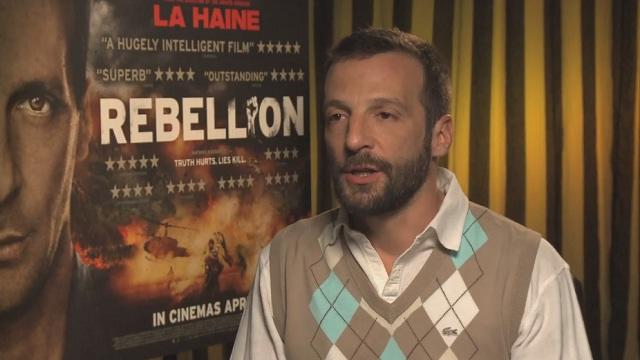 Rebellion - Mathieu Kassovitz Interview