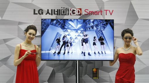 LG looking into claim smart TVs grab user data