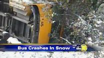 Students describe Mariposa County bus crash