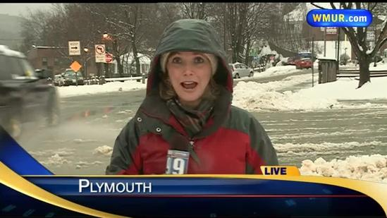 Granite Staters deal with snow, ice, wind