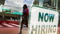 June private sector payrolls up 223,000; jobless rate 5.3...