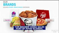 Yum! Brands shares slide; Whole Foods weak sales; Kraft Foods profits tumble