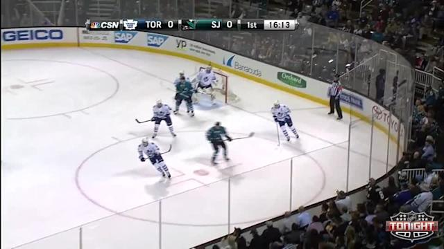 Toronto Maple Leafs at San Jose Sharks - 03/11/2014