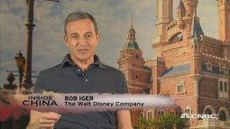 Disney's Iger: We wanted to deliver new experiences