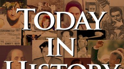 Today in History July 2
