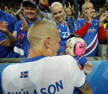 Iceland Hospital Sees Baby Boom Nine Months After Euro 2016 Win Over England