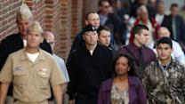 Navy Yard Reopens Three Days After Massacre