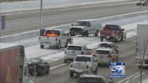 Freezing makes Indiana roads icy, dangerous