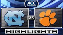 North Carolina vs Clemson Baseball Highlights - ACC Baseball Championship