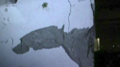 New Video Show Bangladesh Cracks Before Collapse