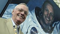 Neil Armstrong, first man to walk on moon, dead at 82