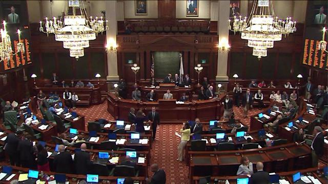 Legislative leaders hold emergency pension meeting