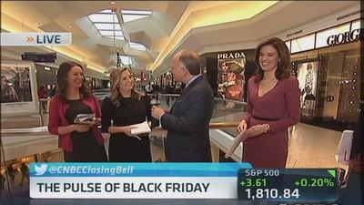 The pulse of Black Friday