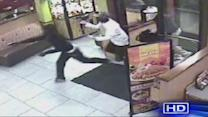 Police arrest 2 in deadly Denny's robbery
