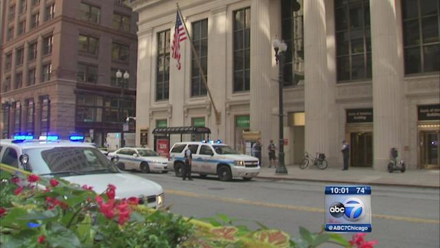 1 dead, 1 wounded in Loop shooting at Bank of America Building, 231 S. LaSalle