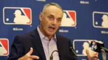 Rob Manfred is ready for a fight if players won't budge