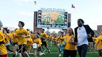 The Feed: Baylor's New Digs Built Brick By Brick