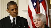 Obama Says Yellen Is His Choice to Take Over Fed