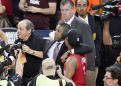 Attorney: Deputy in clash with Raptors exec has concussion