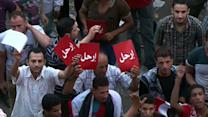 Raw: Protests in Egypt Mount Against Morsi