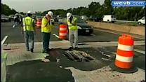 President Obama wants to spend millions on crumbling roads, bridges