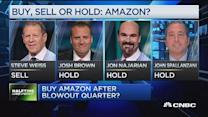 Amazon: Buy, sell or hold?