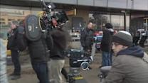'Warm Bodies' B-roll