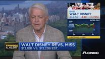 Not troubled by Disney's revenue miss: Pro