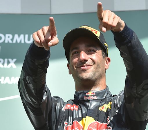 Ricciardo: Red flag salvaged podium chance