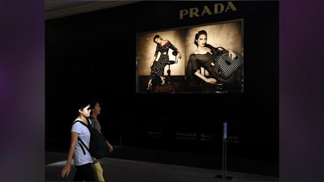 Prada Confident On China, Sees Recovery In Europe