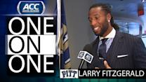 ACC One-on-One: Larry Fitzgerald Joins The ACC Digital Network