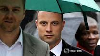"""Ex-girlfriend says Pistorius carried gun """"all the time"""""""