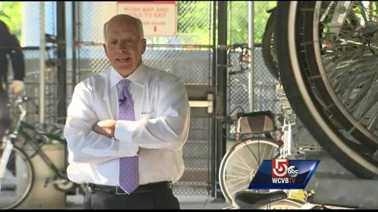 Stiff MBTA cop helping cut down crime, thefts