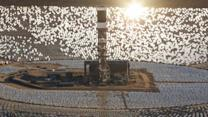 California solar power plants ignite birds mid-flight