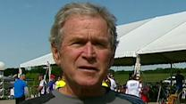 Day Three of President Bush's 2014 Warrior 100K Ride