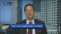 Fed's first rate hike will be symbolic: Ablin