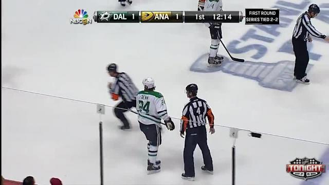 Dallas Stars at Anaheim Ducks - 04/25/2014