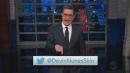 Stephen Colbert creates Devin Nunes parody Twitter account in response to lawsuit