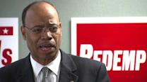 Mel Reynolds announces run for Jesse Jackson Jr.'s old seat in Congress