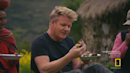 Viewers mortified by guinea pig meal on premiere of 'Gordon Ramsey: Uncharted'