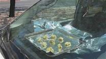 Cookies Bake up Fresh On Car's Dashboard