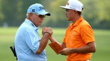 A slump sent Rickie Fowler to Butch Harmon, and it's paid off