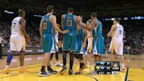 Hornets vs. Warriors